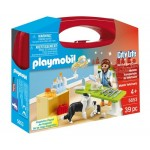 Vet Visit Carry Case - Playmobil