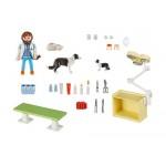 Vet Visit Carry Case - Playmobil