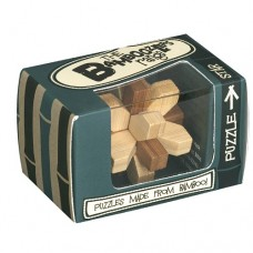 Bamboozlers Mini - The Star - Wooden Puzzle