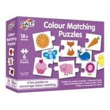Colour Matching Puzzle - Galt