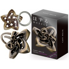 Hanayama Huzzle Cast Puzzle - Helix - Level 5
