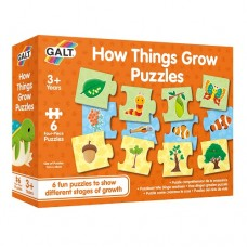 How Things Grow Puzzle - Galt