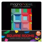 MagnaShapes Wooden - Square Room - Gamewright