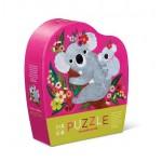 12 pc Crocodile Creek Puzzle - Koala Cuddle