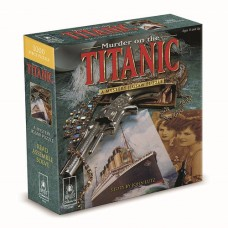1000 pc Mystery Jigsaw Puzzle - Murder on the Titanic