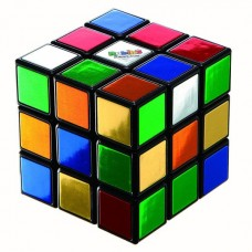 Rubiks Cube 3x3 Metallic - 40th Anniversary