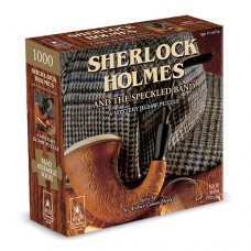 1000 pc Mystery Jigsaw Puzzle - Sherlock Holmes