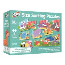 Size Sorting Puzzle - Galt