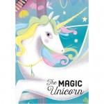 100 pc Sassi Puzzle & Book - Unicorn