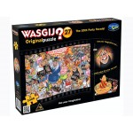 1000 pc Wasgij Puzzle Original #27 A Party Parade