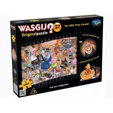 1000 pc Wasgij Puzzle Original #27 A Party Parade