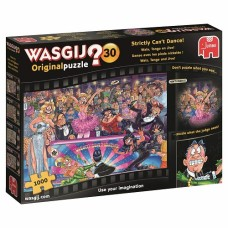 1000 pc Wasgij Puzzle Original #30 Strictly Can't Dance!