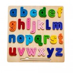 Chunky Tracing Puzzle - abc - lowercase - Kiddie Connect