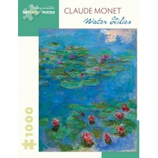 1000 pc Pomegranate Puzzle - Claude Monet: Water Lilies