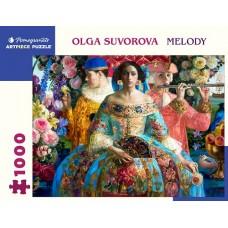 1000 pc Pomegranate Puzzle - Olga Suvorova: Melody