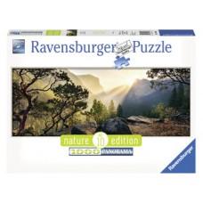 1000 pc Ravensburger Puzzle - Yosemite Park
