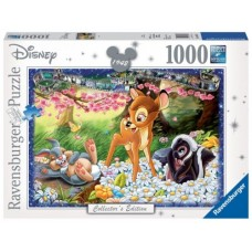 1000 pc Ravensburger Puzzle - Disney Bambi  NEW in 2017