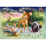 1000 pc Ravensburger Puzzle - Disney Memories Bambi 1942
