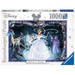 1000 pc Ravensburger Puzzle - Disney Memories Cinderella 1950
