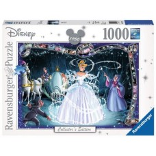 1000 pc Ravensburger Puzzle - Disney Cinderella   NEW in 2017
