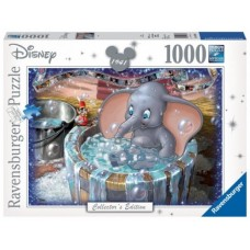1000 pc Ravensburger Puzzle - Disney Memories Dumbo 1941