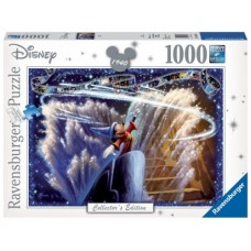1000 pc Ravensburger Puzzle - Disney Fantasia NEW in 2017