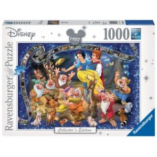 1000 pc Ravensburger Puzzle - Disney Snow White  NEW in 2017