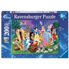 200 pc Ravensburger - Disney Favourites XXL Pieces