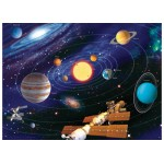 200 pc Ravensburger - The Solar System Puzzle  XXL