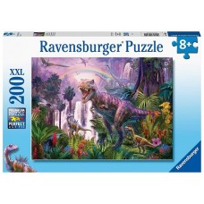 200 pc Ravensburger Puzzle - King of Dinosaurs XXL Pieces