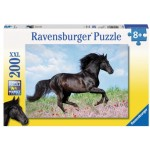 200 pc Ravensburger Puzzle - Majestic Horses  XXL Pieces