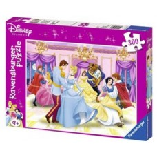 300 pc Ravensburger - Disney Dancing Princesses