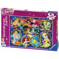 300 pc Ravensburger - Disney Princess Gallery