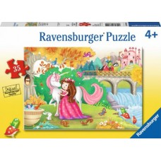 35 pce Ravensburger - Afternoon Away Puzzle