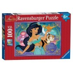 100 pc Ravensburger - Disney Aladdin Princess Jasmine Puzzle