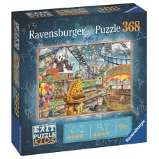 368 pc Ravensburger Escape Puzzle - Amusement Park Plight