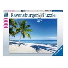 1000 pc Ravensburger Puzzle - Beach Escape