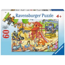 60 pc Ravensburger - Building a Playground Puzzle