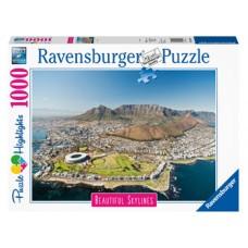 1000 pc Ravensburger Puzzle - Capetown