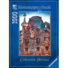 1000 pc Ravensburger Puzzle - Casa Batilo Barcelona