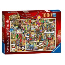 1000 pc Ravensburger Puzzle - The Christmas Cupboard