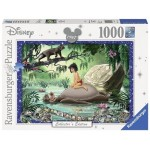 1000 pc Ravensburger Puzzle - Disney Memories The Jungle Book 1967