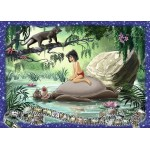 1000 pc Ravensburger Puzzle - Disney Memories The Jungle Book 1967