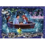1000 pc Ravensburger Puzzle - Disney Memories Little Mermaid 1989