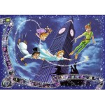 1000 pc Ravensburger Puzzle - Disney Memories Peter Pan 1953