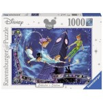 1000 pc Ravensburger Puzzle - Disney Memories Peter Pan 1953