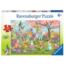 35 pce Ravensburger - Egg Hunt Puzzle