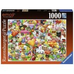 1000 pc Ravensburger Puzzle - Emoji