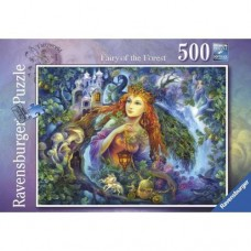 500 pc Ravensburger  - Fairy of the Forest Puzzle *