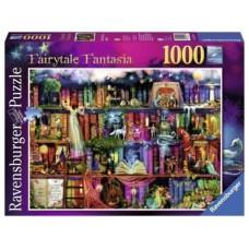 1000 pc Ravensburger Puzzle - Fairytale Fantasia Aimee Stewart